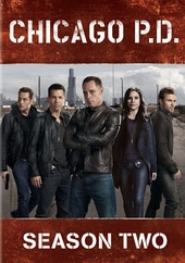 Chicago P.D. - Season 2 (6-DVD)