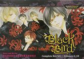 Black Bird Complete Set: With Premium