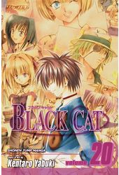 Black Cat 20: A Carefree Tomorrow