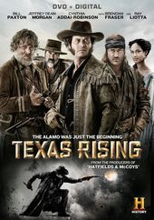 Texas Rising (3-DVD)