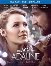 The Age of Adaline (Blu-ray + DVD)