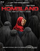 Homeland - Complete 4th Season (Blu-ray)