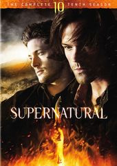 Supernatural - Complete 10th Season (6-DVD)