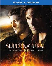 Supernatural - Complete 10th Season (Blu-ray)