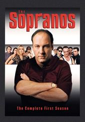 The Sopranos - The Complete 1st Season (4-DVD)