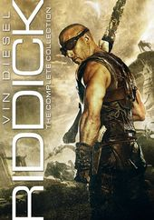 Riddick - Complete Collection (3-DVD)