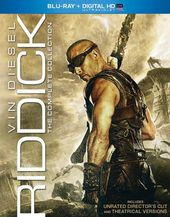 Riddick - Complete Collection (Blu-ray)