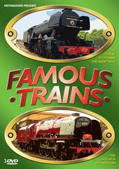 Trains - Famous Trains (2-DVD)