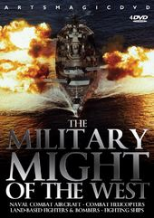 Military Might of the West (4-DVD)
