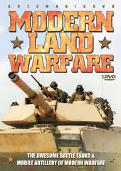 Modern Land Warfare: The Awesome Battle Tanks &
