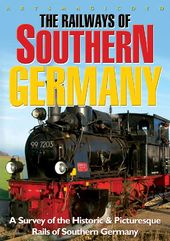 Trains - Railways of Southern Germany