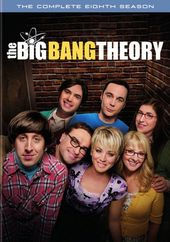 The Big Bang Theory - Complete 8th Season (3-DVD)