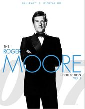 Bond - 007: The Roger Moore Collection, Volume 1