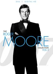 Bond - 007: The Roger Moore Collection, Volume 2