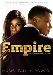 Empire - Complete 1st Season (4-DVD)