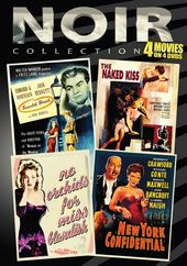 Noir Collection (Scarlet Street / The Naked Kiss