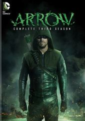 Arrow - Complete 3rd Season (5-DVD)