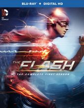 The Flash - Complete 1st Season (Blu-ray)