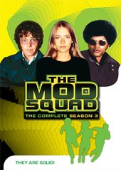 The Mod Squad - Complete Season 3 (8-DVD)