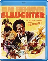 Slaughter (Blu-ray)
