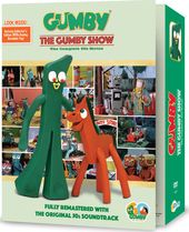 The Gumby Show - Complete 50s Series (with Toy)