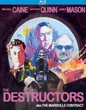 The Destructors (Blu-ray)