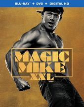 Magic Mike XXL (Blu-ray + DVD)