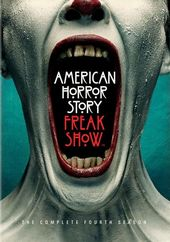 American Horror Story: Freak Show (4-DVD)