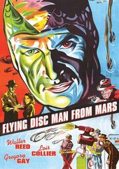 Flying Disc Man from Mars