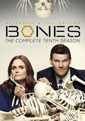 Bones - Complete 10th Season (6-DVD)