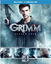 Grimm - Season 4 (Blu-ray)
