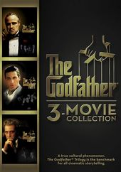 The Godfather Collection (3-DVD)
