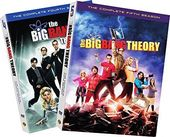 The Big Bang Theory - Seasons 4 & 5 (7-DVD)
