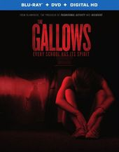 The Gallows (Blu-ray + DVD)