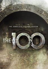 The 100 - Complete 2nd Season (4-DVD)
