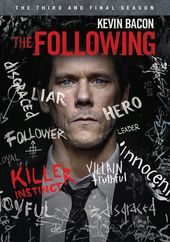 The Following - Complete 3rd and Final Season