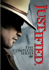 Justified - Complete Series (19-DVD)