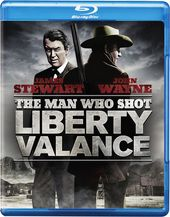 The Man Who Shot Liberty Valance (Blu-ray)