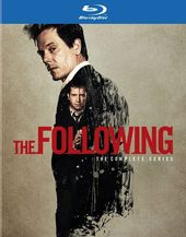The Following - Complete Series (Blu-ray)