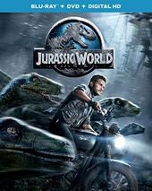 Jurassic World (Blu-ray + DVD)