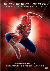 Spider-Man Five-Movie Collection (5-DVD)