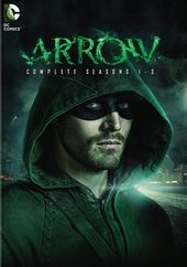 Arrow - Complete Seasons 1-3 (15-DVD)
