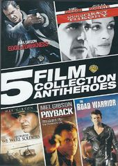 5 Film Collection: Antiheroes (5-DVD)