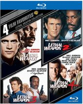 Lethal Weapon Collection: 4 Film Favorites