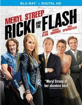 Ricki and the Flash (Blu-ray)