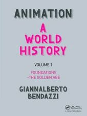 Animation: A World History, Complete Set