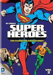 DC Comics Super Heroes: The Filmation Adventures,