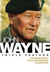 John Wayne Triple Feature: The Green Berets /