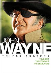 John Wayne Triple Feature: True Grit / The