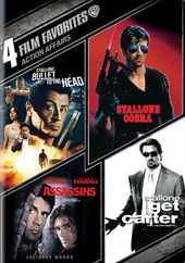 4 Film Favorites: Action Affairs (Bullet to the
